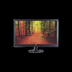 """E2070SWN - Monitor LED 19.5""""  / Resolución 1600 x 900 / Entrada de Video: VGA /  Panel de Contraste Dinámico DCR"""