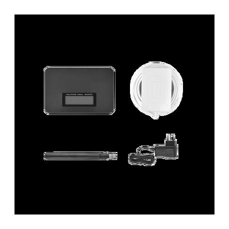 EP86517 - Kit Amplificador de Señal Celular 3G / Múltiples Operadores / Múltiples Tecnologías / Cobertura Hasta 300 m2