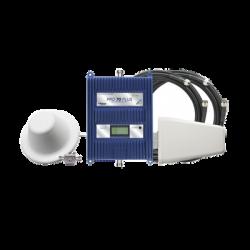 460127G - Kit Amplificador de Señal Celular 4G LTE / Múltiples Operadores / Múltiples Tecnologías / Cobertura Hasta 5000 m2
