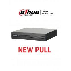 XVR1B04NEWPULL - DVR 1080P Lite / H.265+ / Pentahibrido / 4 Canales HD + 1 Canal IP / 1 Bahía HDD / Smart Audio HDCVI