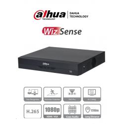 XVR5104HSI2 - DVR 5 MP LITE / WizSense / H.265+ / 4 CH HD + 2 CH IP o Hasta 6 CH IP / 1 CH Rec. Facial / SMD Plus / IoT & POS