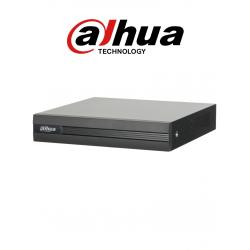 XVR1A08 - DVR 1080P Lite / H.264 / Pentahibrido / 8 Canales HD + 2 Canales IP / 1 Bahía HDD / Smart Audio HDCVI / P2P
