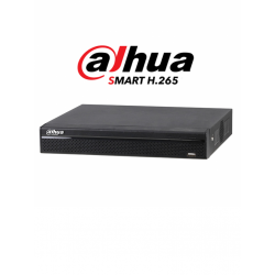 XVR4116HSX - DVR 1080P LITE / H.265 / 16 CH HD + 2 CH IP / 1 Bahía HDD / Smart Audio HDCVI / P2P