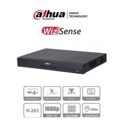 XVR5216AN4KLI2 - DVR 4K / WizSense / H.265+ / 16 CH HD + 16 CH IP o Hasta 32 CH IP / 2 CH Rec. Facial / SMD Plus / IoT & POS