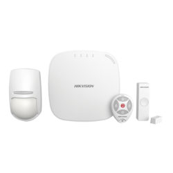 DSPWA32K - Kit Panel de Alarma / WiFi / P2P. 1 Hub / 1 Sensor PIR / 1 Contacto Magnético / 1 Control Remoto