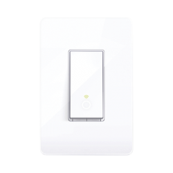 HS200 - Interruptor de Luz Inteligente / WiFi / Kasa Smart / 110 VCA / 15 Amp / Compatible Alexa y Google Assistant