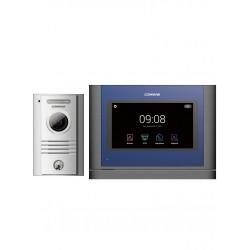 "PAQDRC40K704MA - Kit Videoportero: Monitor Táctil 7"" CDV-704MA + Frente de Calle DRC-40K"