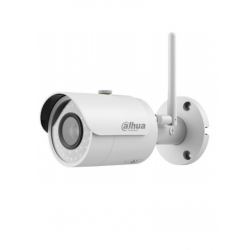 IPCHFW1320SW28 - Cámara IP Bala 3 MP / WiFi / Lente 2.8 mm / IR 30 Mts / H.264 / IP67 / PoE / DWDR