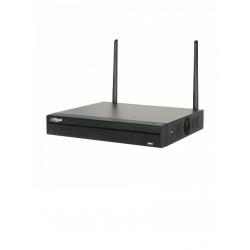 NVR2104HSW4K - NVR 4 Canales IP / WiFi / 2.4 GHz / H.265+ / Grabación hasta 4K / HDMI 4K y VGA / P2P