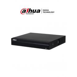 NVR1104HSPS3H - NVR 4 Canales IP Lite / PoE 4 Puertos / H.265+ / 80 Mbps / HDMI y VGA / P2P