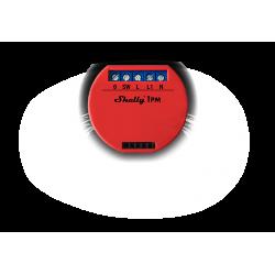 SHELLY1PM - Relevador / Interruptor Switch WiFi / Hasta 16 Amp / Medidor de Consumo / Protección hasta 3500 W