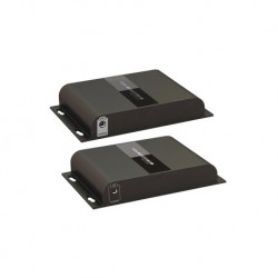 TT383VGA - Kit Extensor VGA / 100 a 150 mts. / Cat 5, Cat 6 / 1080P Full HD