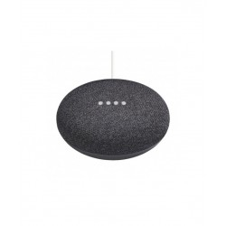 GA00216LA - Google Home Mini Asistente de Voz / WiFi / Bluetooth / Bocina / Color Negro