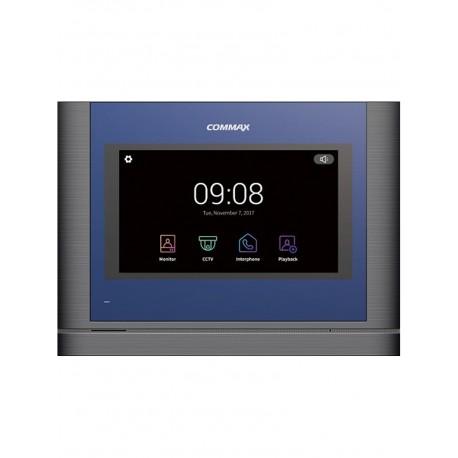 CDV704MA - Monitor para Videoportero Táctil de 7 Pulgadas / Soporta MicroSD / Soporta 2 Cámaras AHD