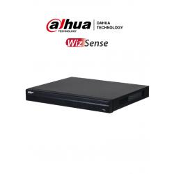 NVR42088P4KS2L - NVR 8 Canales IP / Smart Motion Detection por Cámara / 8 Puertos PoE / H.265+ / 2 SATA / 128 Mbps