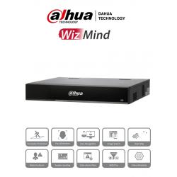 NVR5432PI - NVR 32 Canales IP / WizSense / Reconocimiento Facial / 16 Puertos PoE (8 ePoE) / H.265+ / Protección Perimetral