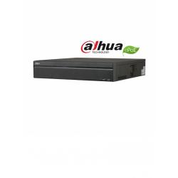 NVR5864P4KS2E - NVR 64 Canales IP 4K / 16 Puertos PoE (8 ePoE) / H.265+ / 8 SATA / 320 Mbps / POS / Dewarping