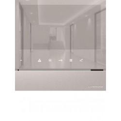 CDV70H2M - Monitor para Videoportero a Color de 7 Pulgadas / Manos Libres /  Acabado Espejo