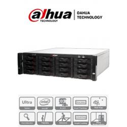 NVR616644KS2 - NVR 64 Canales IP 4K / H.265+ / 16 SATA / 384 Mbps / POS / Dewarping / RAID