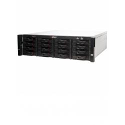 NVR6161284KS2 - NVR 128 Canales IP 4K / H.265+ / 16 SATA / 384 Mbps / POS / Dewarping / RAID