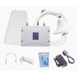 EP20TB4G - Kit Amplificador de Señal Celular 4G LTE / Múltiples Operadores / Múltiples Tecnologías / Cobertura Hasta 1000 m2
