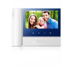 CDV70N2 - Monitor para Videoportero a Color de 7 Pulgadas con Auricular / Pantalla LED