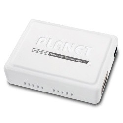 POE152 - Inyector PoE 1 Puerto Gigabit Ethernet / 802.11af  / 15 Watts
