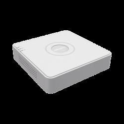 DS7104HGHIF1S - DVR 1080p Lite / 4 Canales TURBOHD + 1 Canal IP / 1 Bahía de Disco Duro / H.264+ / Audio por Coaxitron