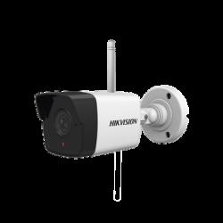 DS-2CV1021G0-IDW1 - Cámara Mini Bala IP 2 Megapixel / 30 mts IR EXIR / Exterior IP66 / Lente 2.8 mm / WIFI / H.264