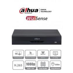 XVR5108HSI2 - DVR 5 MP LITE / IA / H.265+ / 8 CH HD + 4 CH IP / SMD Plus / WizSense