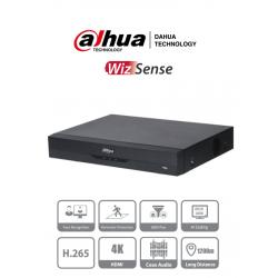 XVR5108HEI2 - DVR 5 MP LITE / WizSense / H.265+ / 8 CH HD + 4 CH IP / SMD Plus / E&S Alarma