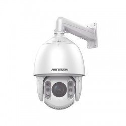 DS2DE7432IWAES5 - Domo IP PTZ 4 MP / 32X Zoom / 200 mts IR / IP66 / IK10 / Hi-PoE / 24 VCA / WDR Real 120 dB