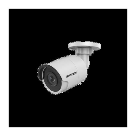 DS-2CD2023G0-I - Cámara Mini Bala IP 2 Megapixel / 30 mts IR EXIR / Exterior IP67 / Lente 2.8 mm / WDR 120 dB / H.265+