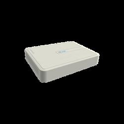 NVR-108H-D/8P - NVR 4 Megapixel / 8 Canales IP / 8 Puertos PoE+ / 1 Bahía de Disco Duro / Salida en Full HD
