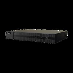 NVR-108MH-C/8P - NVR 8 Megapixel (4K) / 8 Canales IP / 8 Puertos PoE+ / 1 Bahía de Disco Duro / HDMI en 4K
