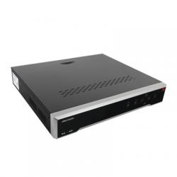DS-7732NI-K4/16P - NVR 8 Megapixel (4K) / 32 Canales IP /16 Puertos PoE+ / 4 Bahías de Disco Duro / PoE 300 mts / HDMI en 4K