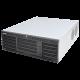 DS-96128NI-I16 - NVR 12 Megapixel (4K) / 128 Canales IP / 16 Bahías de Disco Duro / 4 Ptos. Red / Soporta RAID / Alto Desempeño