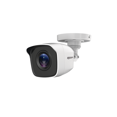 LB7-TURBO-G2 - Cámara Bala TURBOHD 720p / METÁLICA / Lente 2.8 mm / IR EXIR Inteligente 20 mts / Exterior IP66