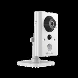 IPCC220D/W - Cámara IP Cubo 2 Megapixel / Lente 2.8 mm / IR 10 mts / PIR / WiFi / Audio / MicroSD / P2P / Audio y Alarma