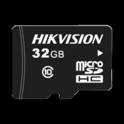 HS-TF-L2/32G/P - Memoria Micro SD 32 GB / Clase 10 / Especializada Para Videovigilancia / Compatibles con Cámaras HIKVISION