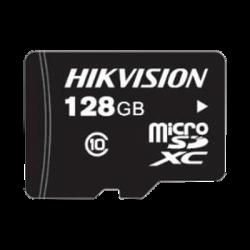 HS-TF-L2/128G/P - Memoria Micro SD 128 GB / Clase 10 / Especializada Para Videovigilancia / Compatibles con Cámaras HIKVISION