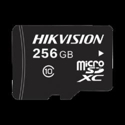 HS-TF-L2/256G - Memoria Micro SD 256 GB / Clase 10 / Especializada Para Videovigilancia / Compatibles con Cámaras HIKVISION