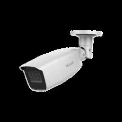 THC-B323-Z - Cámara Bala TurboD 1080p / Lente Mot. 2.7 a 13.5 mm / METAL / IR EXIR 70 mts / Exterior IP66 / WDR 120 dB