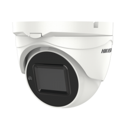 DS-2CE56H0T-IT3ZF - Cámara Eyeball TurboHD 5 Megapixel / Lente Mot. 2.7 a 13.5 mm / IR EXIR 40 mts / Exterior IP67 / dWDR