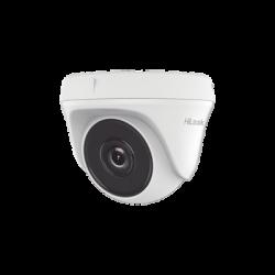 THC-T120-P - Cámara Turret TurboHD 1080p / Gran Angular / Lente 2.8 mm / 20 mts IR EXIR / 4 Tecnologías / dWDR / Uso en Interior