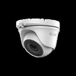 THC-T110-M - Cámara Turret TurboHD 720p / Lente 2.8 mm / METALICA / 20 mts IR EXIR / 4 Tecnologías / dWDR / Exterior IP66