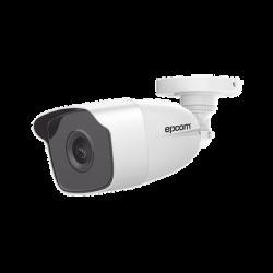 B8-TURBO-X5W - Cámara Bala TURBOHD 1080p / Lente 2.8 mm / 50 mts IR EXIR / Exterior IP66 / Ultra Baja Iluminación / METAL
