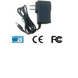 FP12VDC05A - Fuente de Poder Regulada 12 VCD / 500 mA para Cámara CCTV