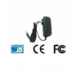 PSU1202E - Fuente de Poder Regulada 12 VCD / 2 Amperes / Cable 1.2 m