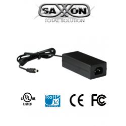 PSU1204D - Fuente de Poder Regulada 12 VCD / 4.1 Amperes / Certificación UL / Cable 1.2 m
